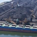 Bulk Vessel Coal Loading