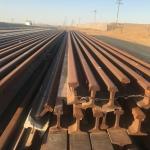 Ferrous Scrap - Used Rails